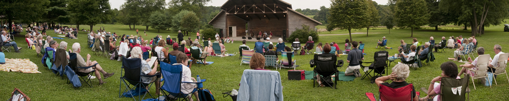 White Clay Creek State Park concert