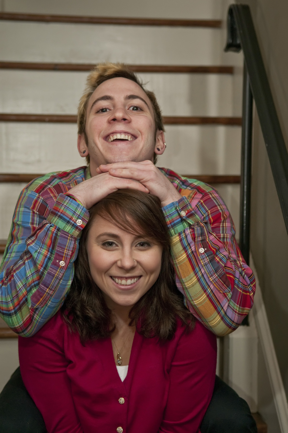 Evan & Sarah