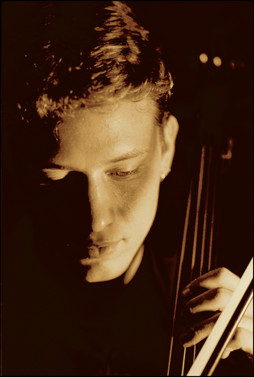 Jeremy cello