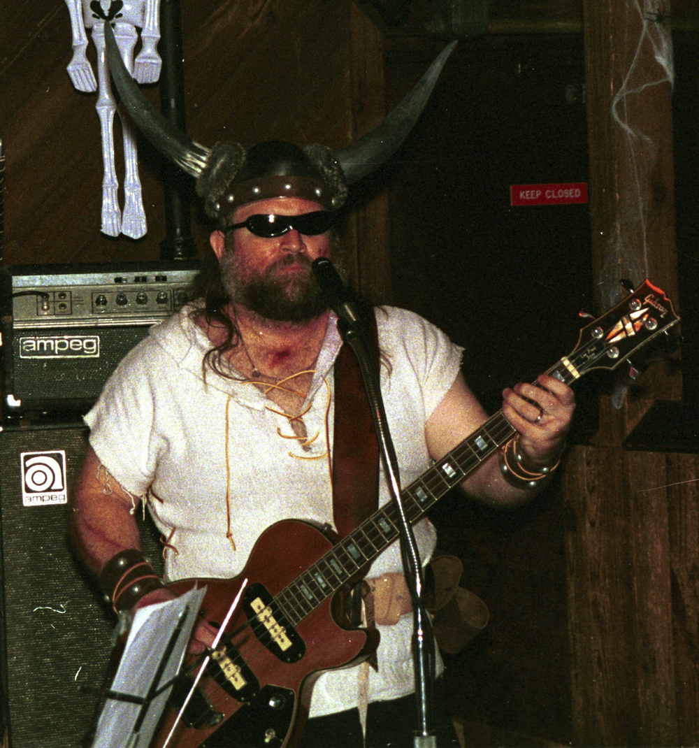 ZZ Top viking