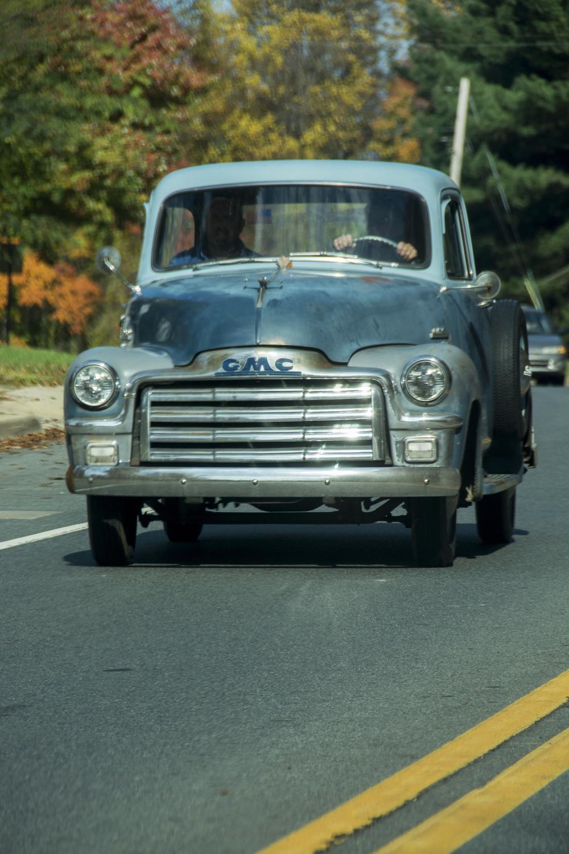 GMC pickup