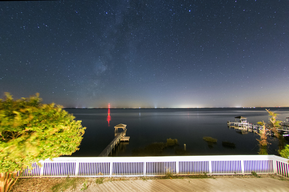 OBX milky way