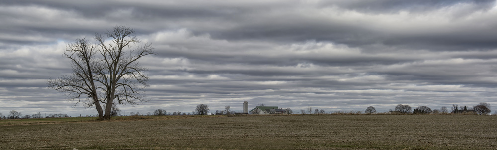 Amish country Panorama
