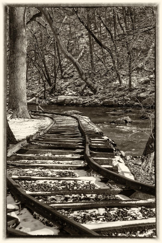 Mill RR track