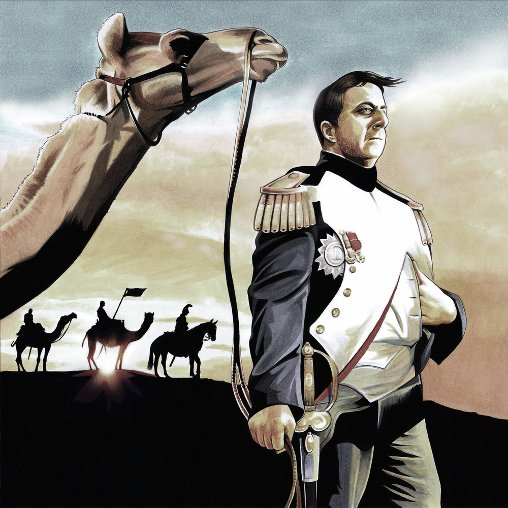 Napoleon In Afghanistan