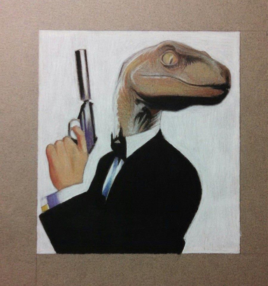 The Spy Who Ate Me