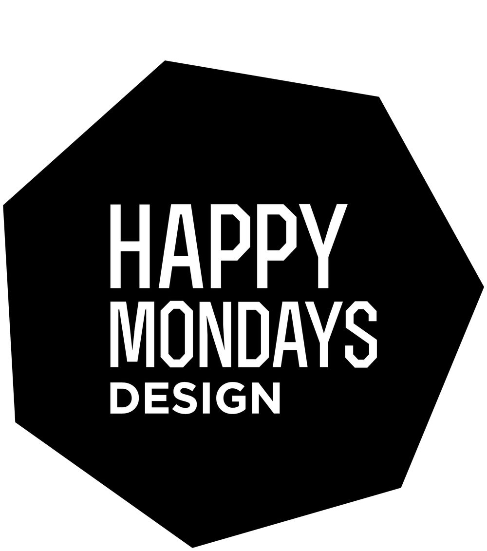 Happy Mondays Design