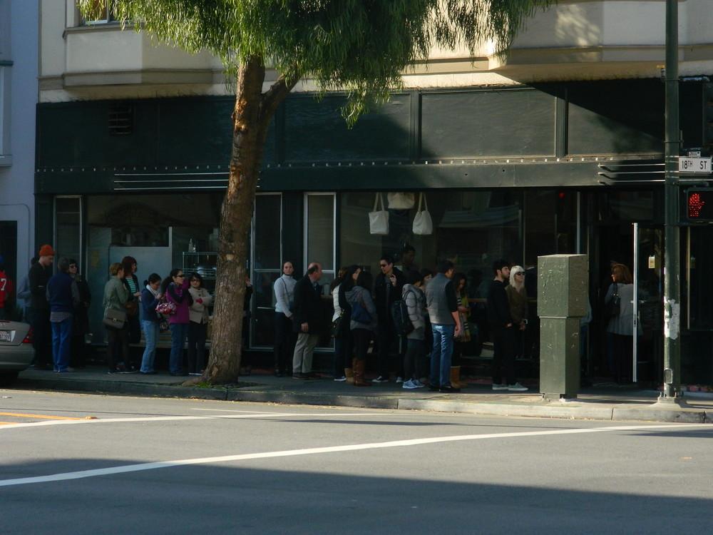 """Just a """"small"""" queue."""