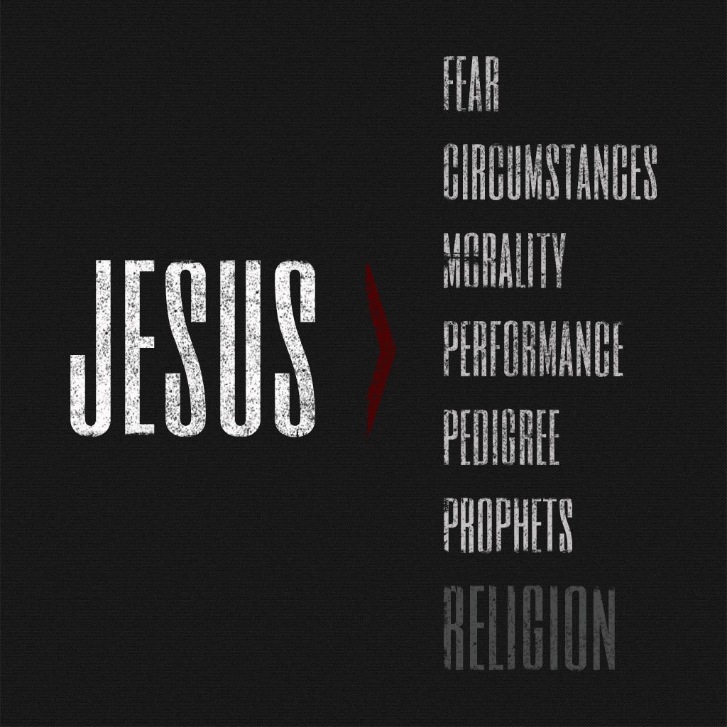 jesus is greater � josh byers