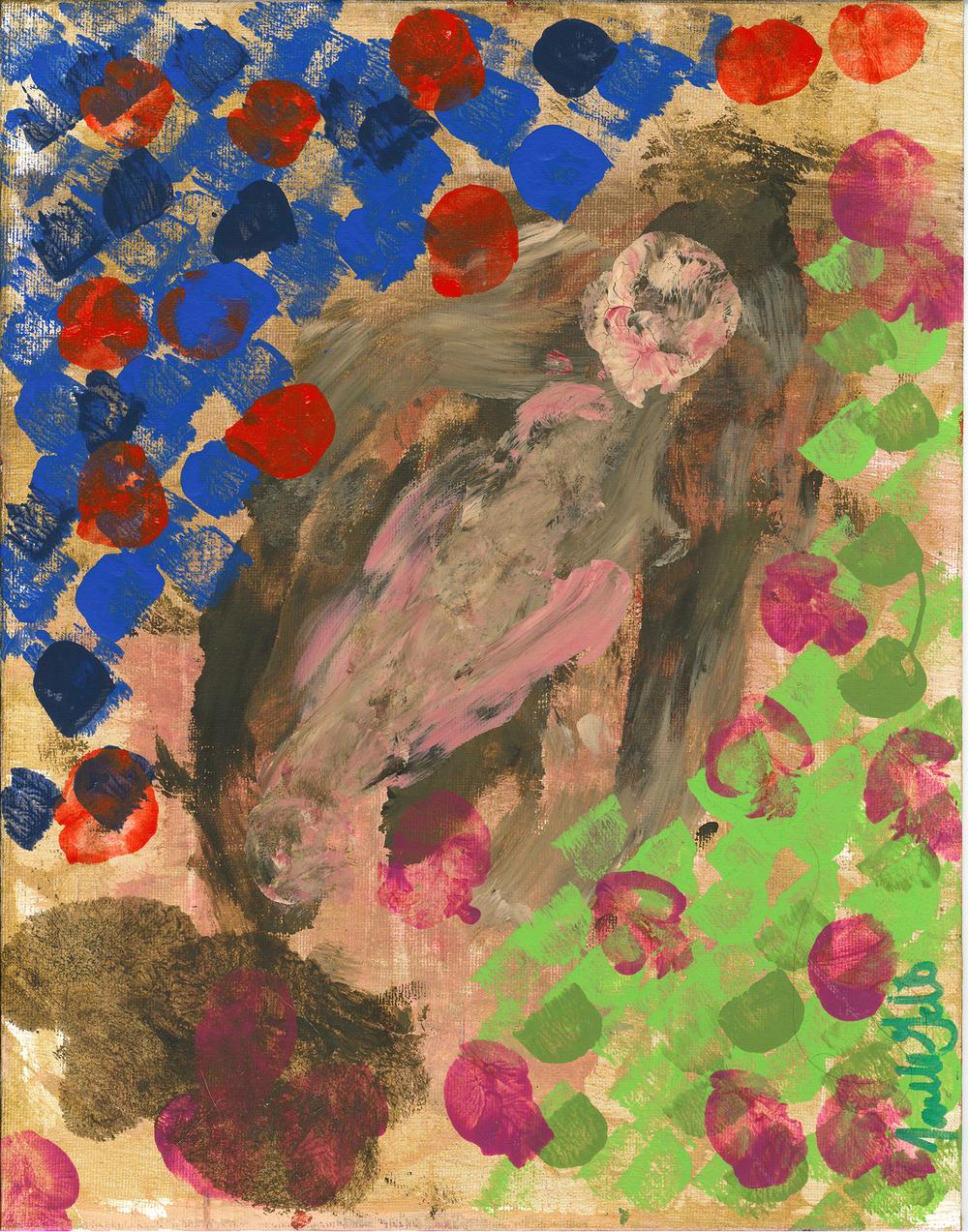 Floating Klimt