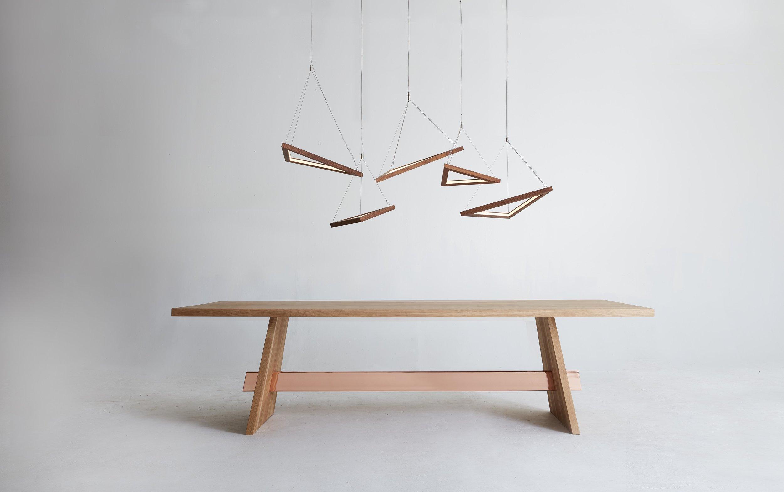 Triangle Pendant Hollismorris - Triangle picnic table