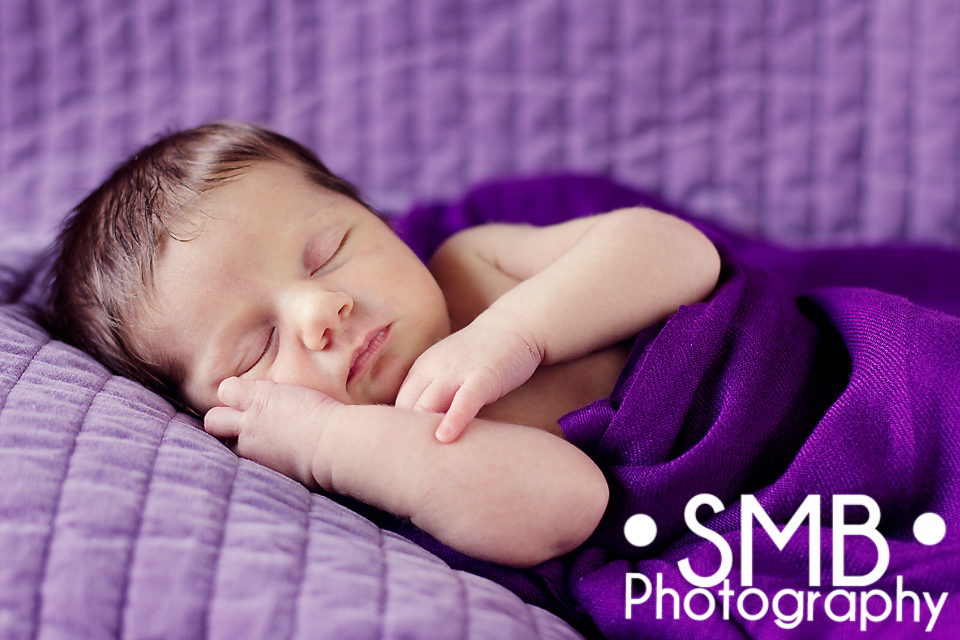 Oklahoma City Newborn Photographer | Baby H Came into the world!