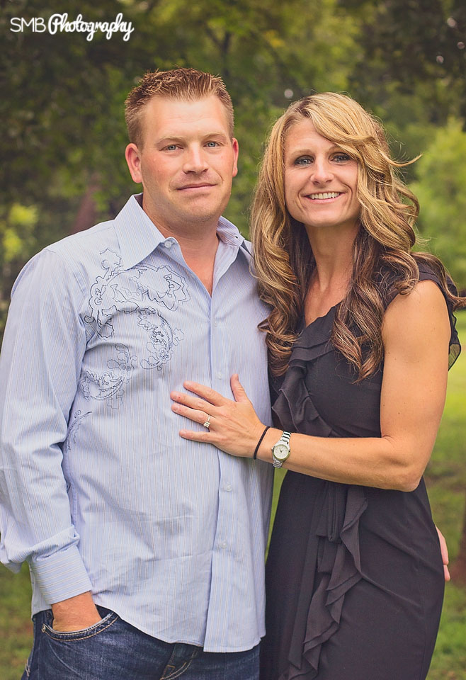 Oklahoma City Couples Photographer {SMB Photography}