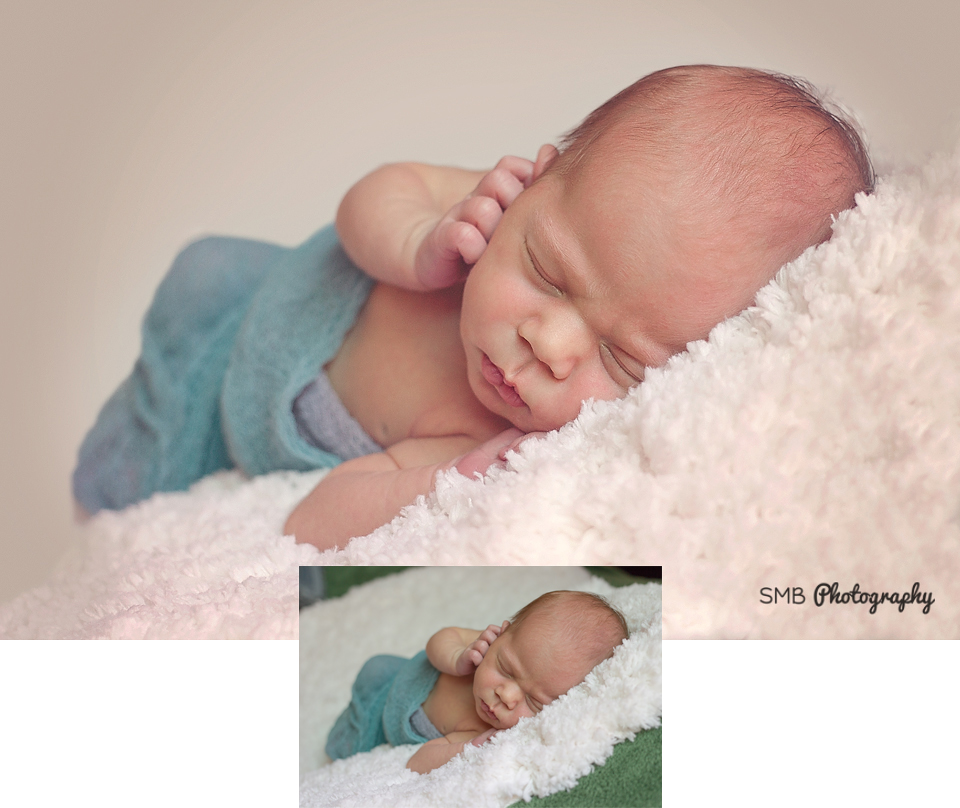 Central Oklahoma Newborn Photographer | SMB Photography