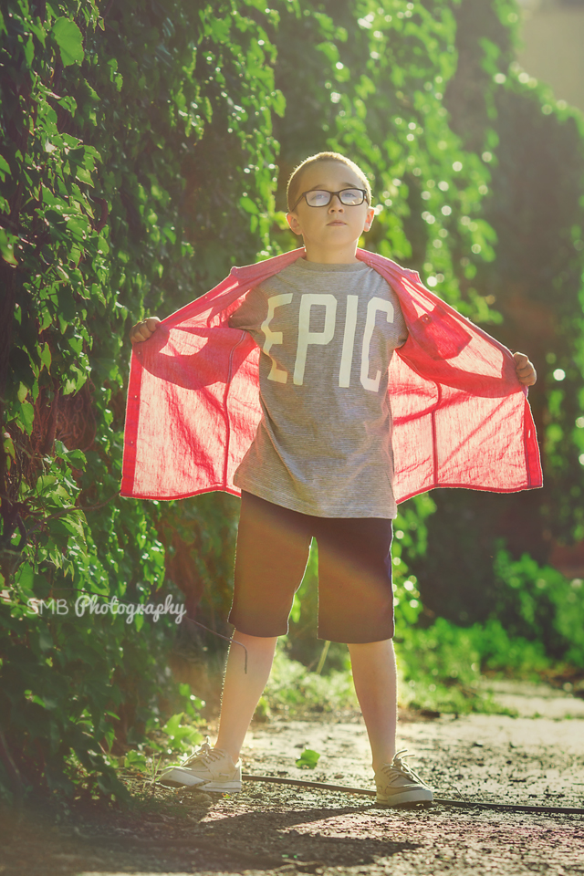 Oklahoma Child Photographer | Downtown Children's Portraits