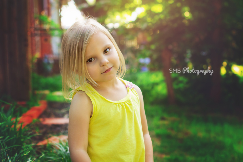 Oklahoma Child Photographer | Bubbles and Sunshine