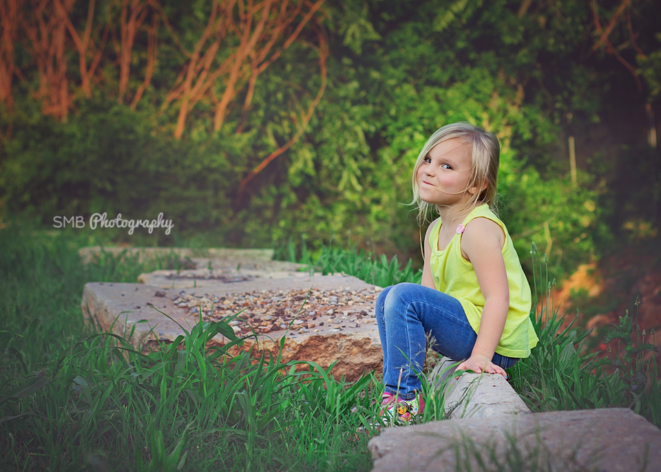This Little Light of Mine | Oklahoma City Children's Photographer