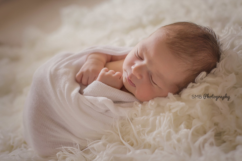 Sneak Peek: Baby Beau | Oklahoma City Newborn Photographer