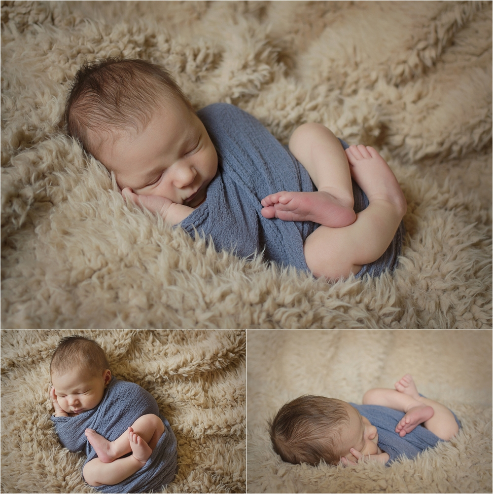 Oklahoma City Newborn Photographer | Baby Beau
