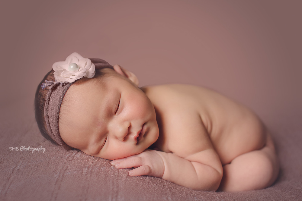 Sneak Peek: Baby Sophia | Oklahoma City Newborn Photographer