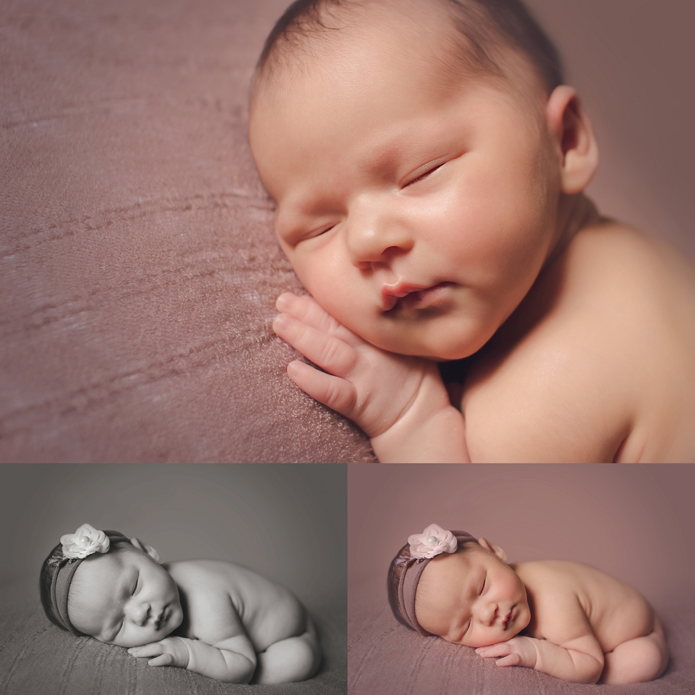 Oklahoma City Newborn Photographer | Baby Sophia