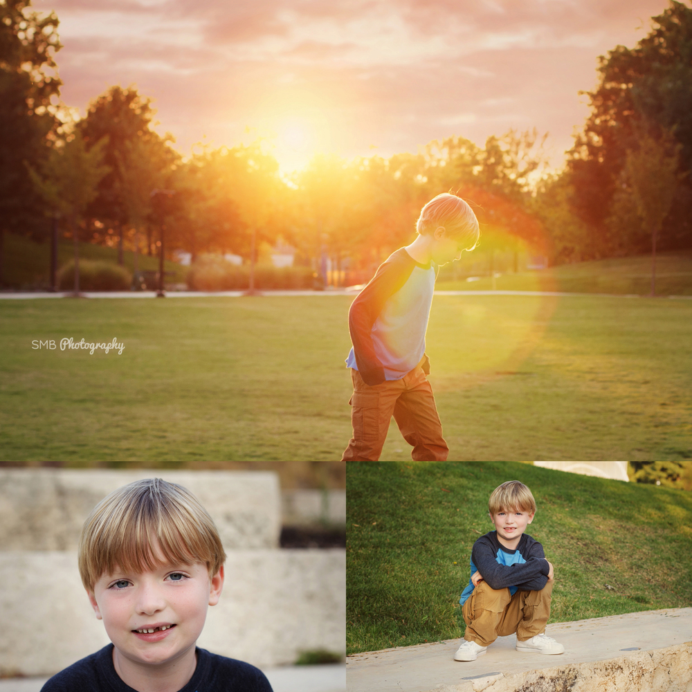 Sneak Peek: Mr. A | Oklahoma City Children's Photographer