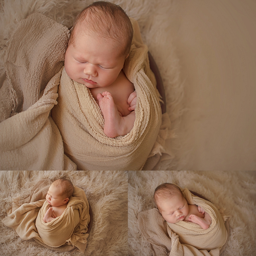 Oklahoma City Newborn Photographer | Baby Parks