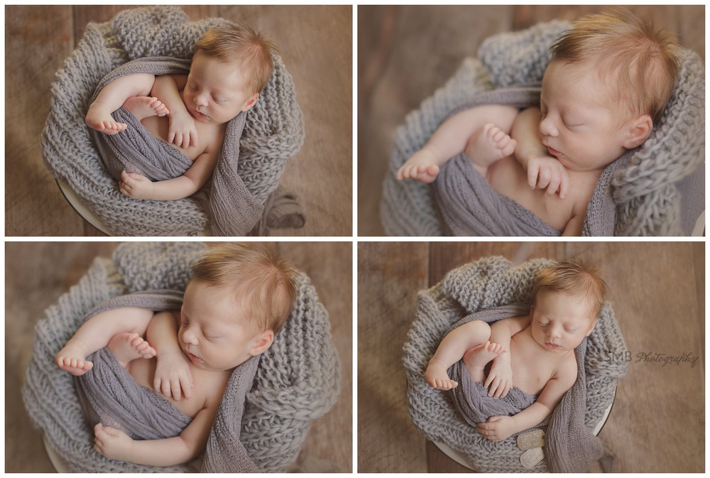 Oklahoma City Newborn Photographer | Baby Weston