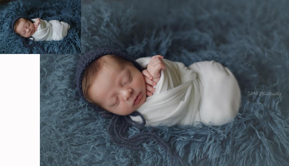 A Peek Behind The Scenes: Editing | Oklahoma City Newborn Photographer