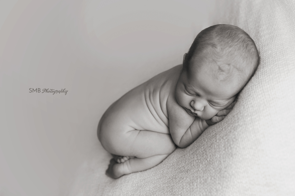 Oklahoma City Baby Photographer | Eli | Newborn