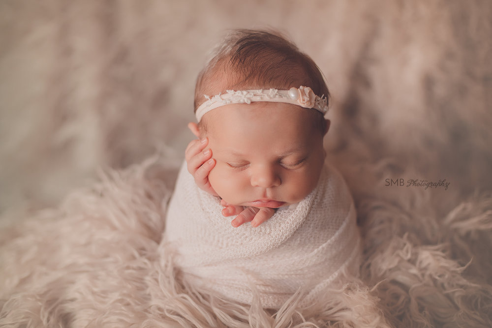 Oklahoma City Newborn Photographer | Baby Avery
