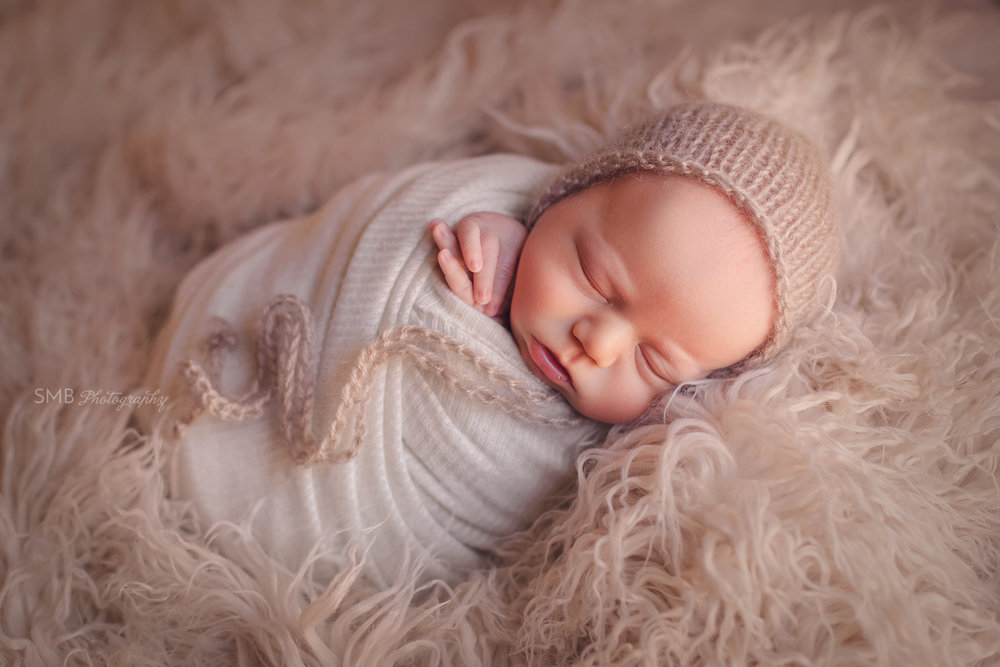 {SMB Photography} Oklahoma City Baby Photographer | Jackson Drew Newborn Session