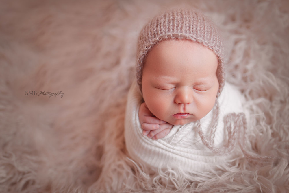 Edmond, Oklahoma Newborn Photographer | Baby Jackson Drew