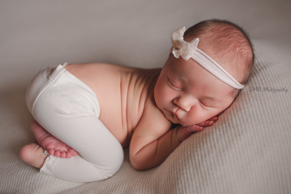 Oklahoma City Newborn Photographer | Baby Blakely
