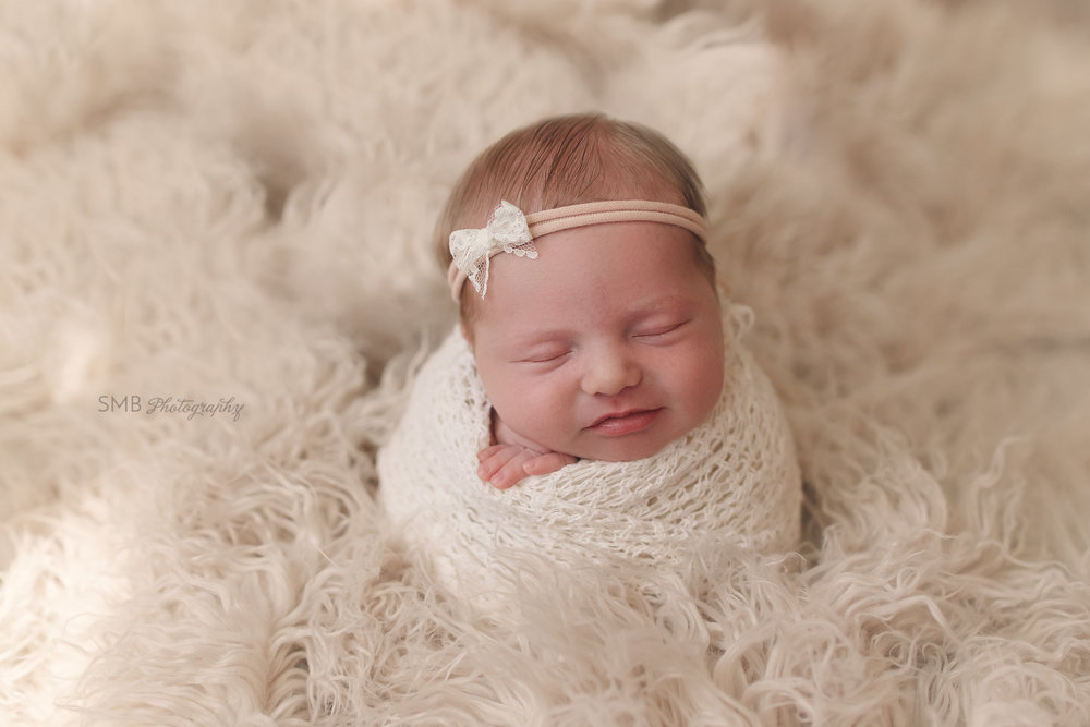 Sneak Peek: Baby Claire | Oklahoma City Newborn Photographer