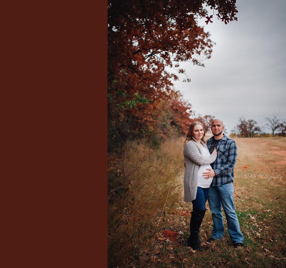 Oklahoma City Maternity Photographer | The D Family