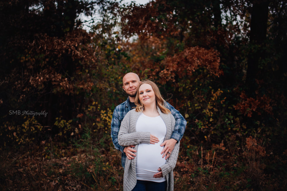 OKC Maternity Photographer | The D Family