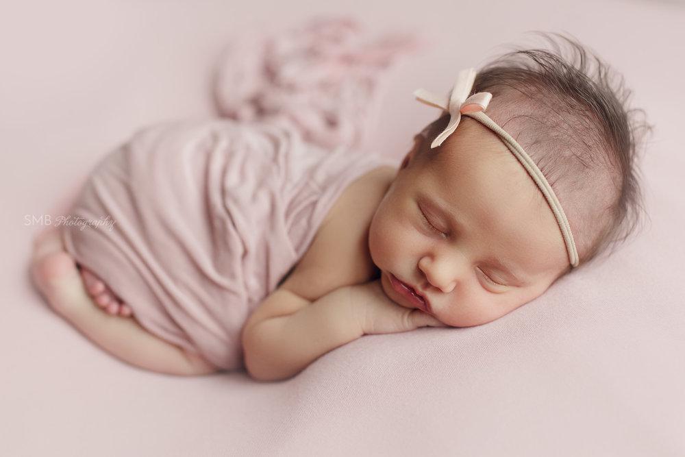 Blanchard Oklahoma Newborn Photographer