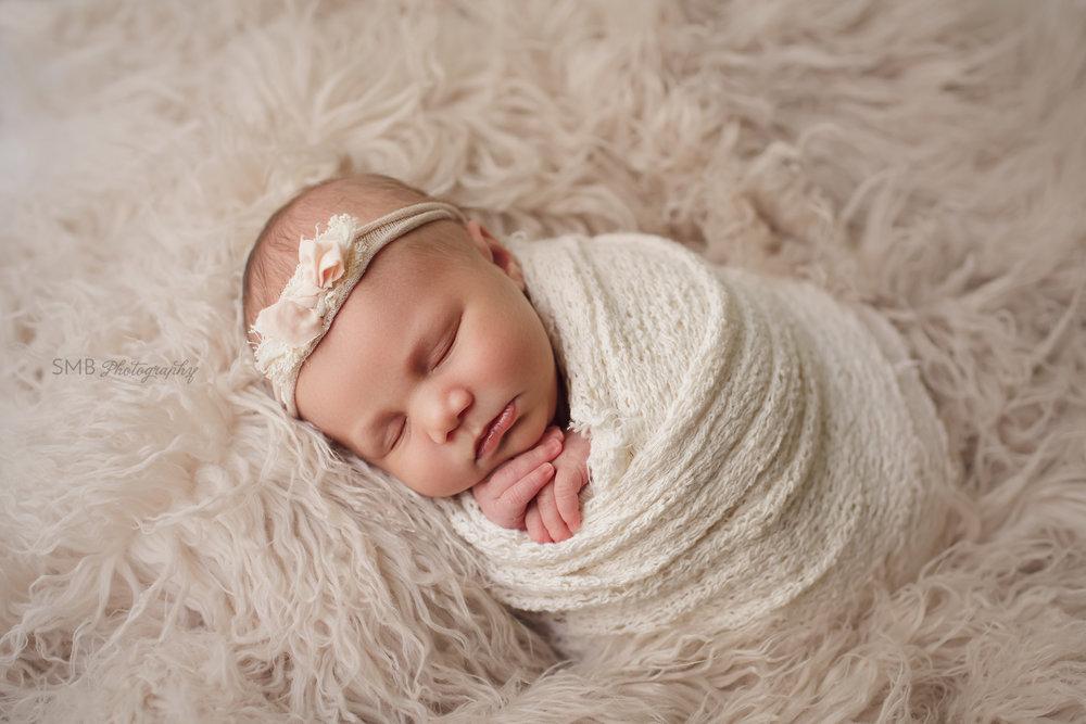 Kamila | Edmond, Ok Newborn Photographer
