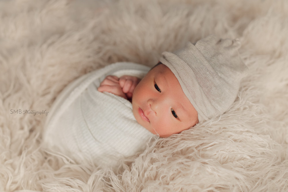 Wrapped Newborn Mini Session | Baby IvanWrapped Newborn Mini Session | Baby Ivan