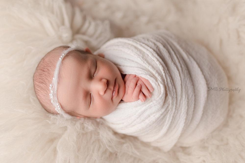 Oklahoma City Newborn Photographer {SMB Photography}