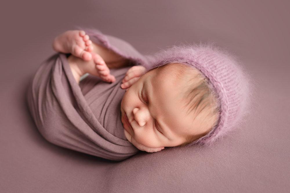 Maya | Oklahoma City Newborn Photographer