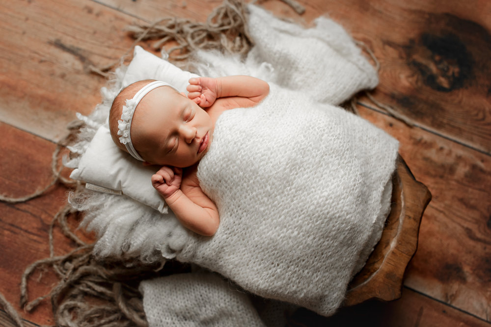 Avery | Newborn Photographer Oklahoma City