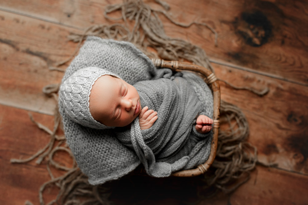 Avery | Newborn Photographer Oklahoma City