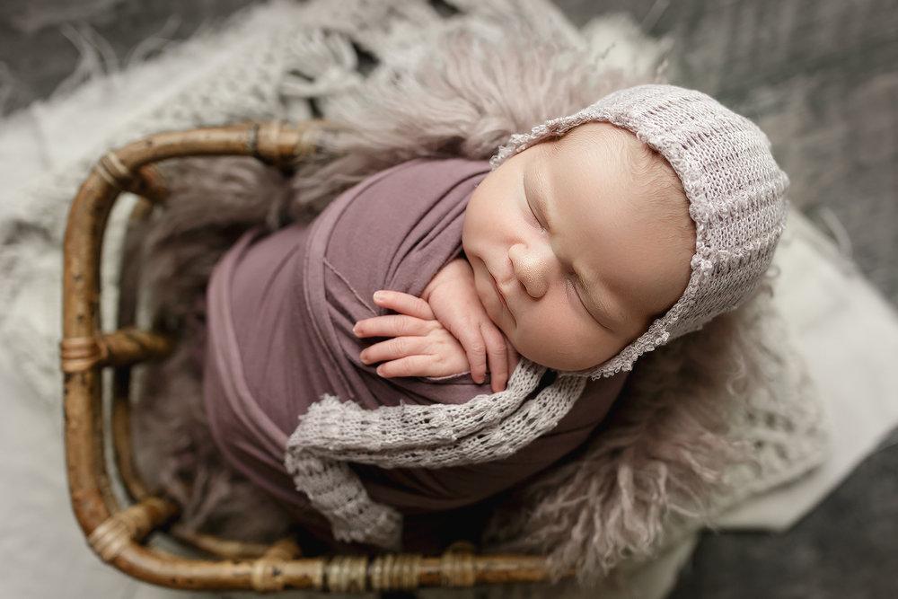 Arwen | Choctaw Oklahoma Newborn Photographer