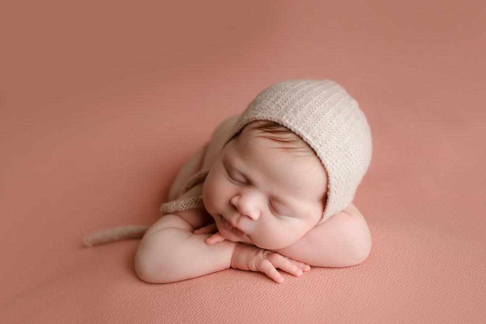Mabry | Oklahoma City Newborn Photographer