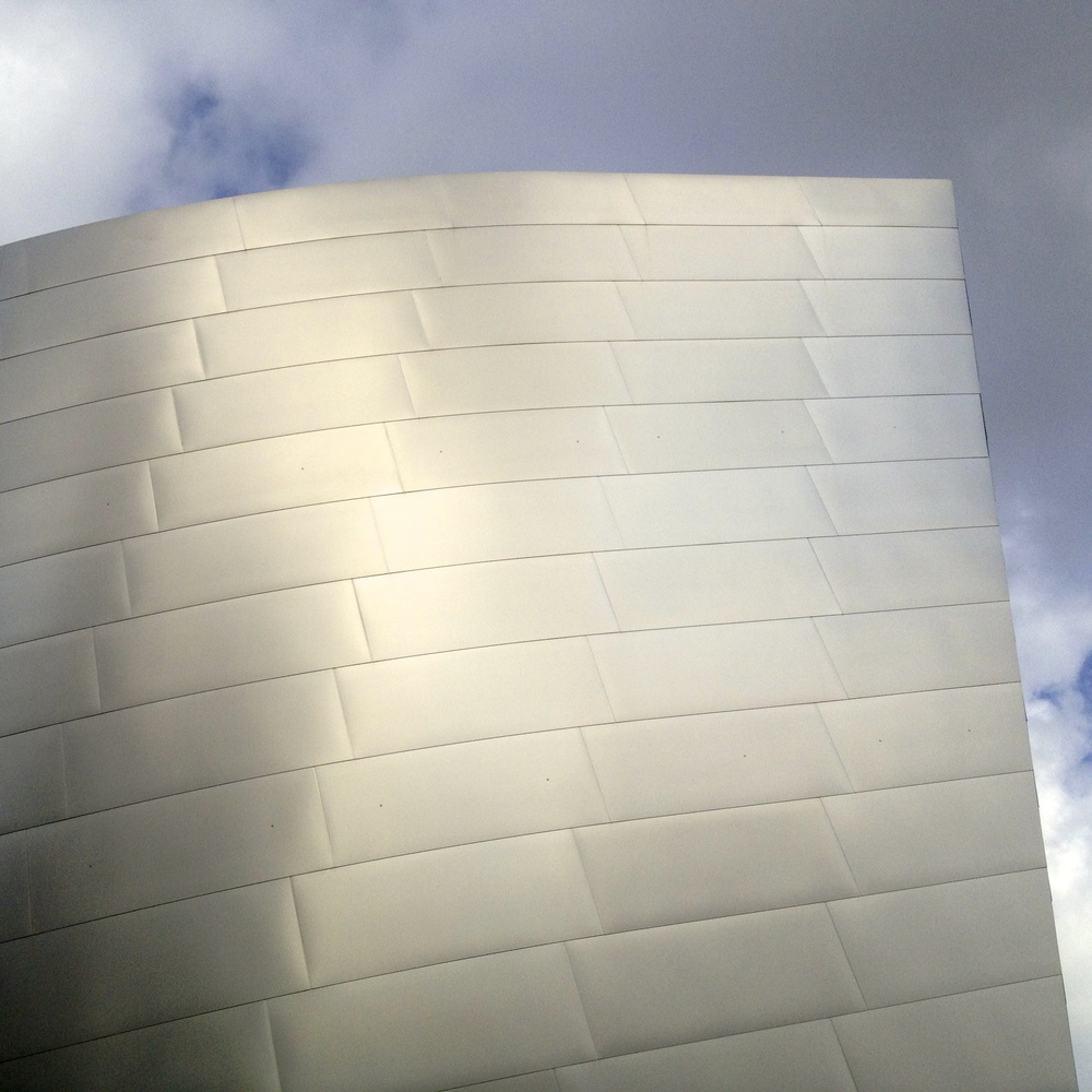 Disney Music Center, Frank Gehry