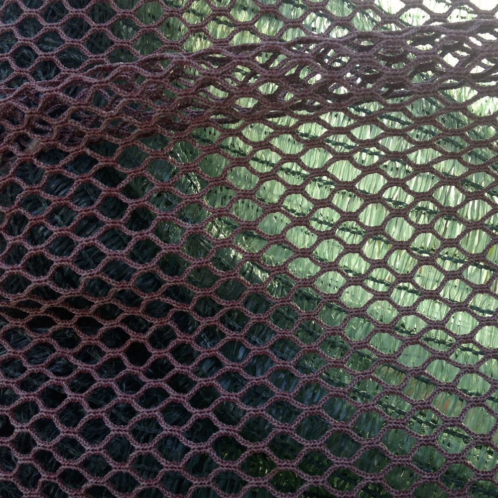 Fishnet Fence, Tkon, Croatia