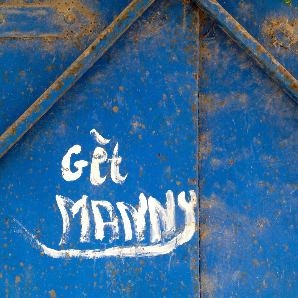 Gate Manny, Jacmel, Haiti