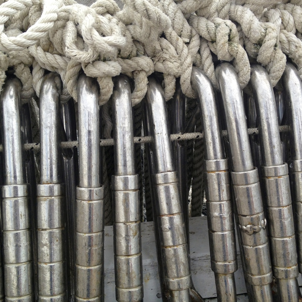 Rope & Iron Knots